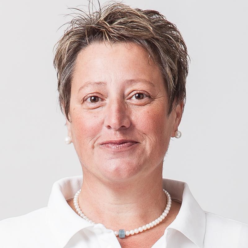 Physiotherapeutin Sabine Gattermeier